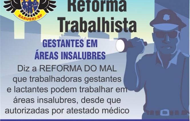 Reforma trabalhista: Dieese destaca riscos e perdas aos trabalhadores