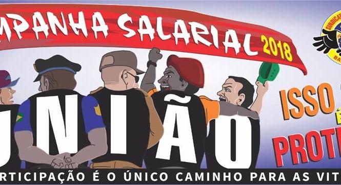 Vigilantes apresentam pauta de reivindicações da Campanha Salarial; confira