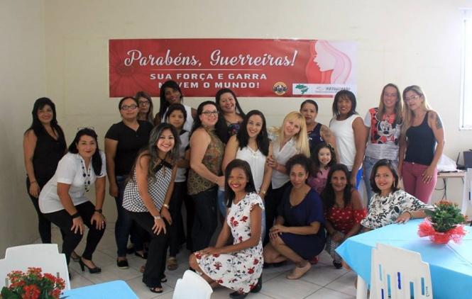 Sindicato promove café da manhã para celebrar o Dia Internacional da Mulher