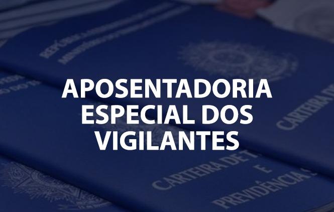 Vitória: STJ decide que aposentadoria especial dos vigilantes é legal